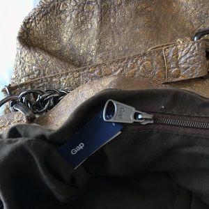 GAP Bags - Metallic Gold Large Bag